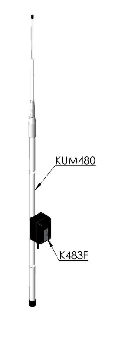 Image result for KUM480 AC Antennas