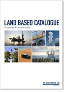 AC Antennas Land Based Catalogue - Antennas & Accessories