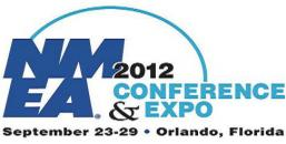 AC marina is at the NMEA Expo in Orlando